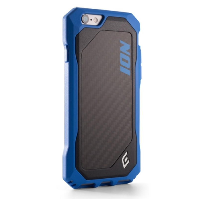 Element Case Ion iPhone 6 Black/Blue - 1