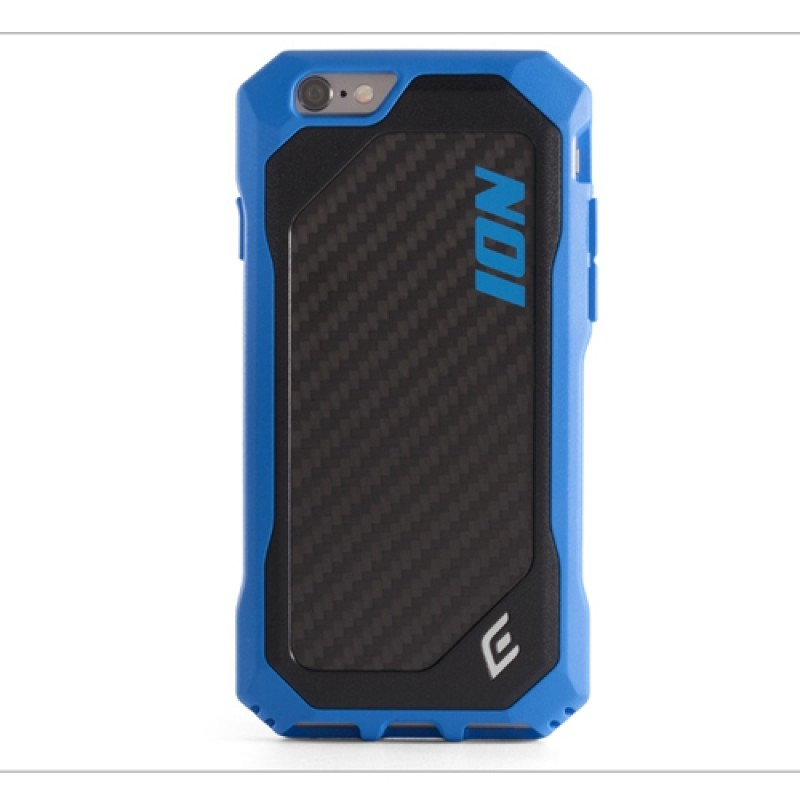 Element Case Ion iPhone 6 Black/Blue - 2