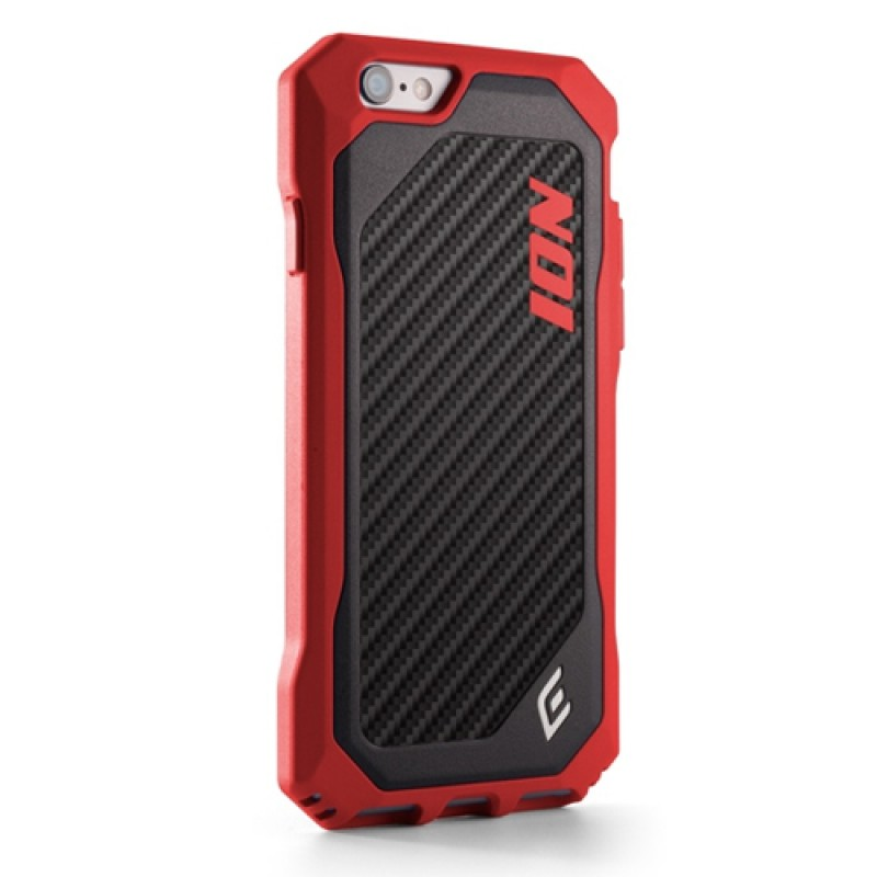 Element Case Ion iPhone 6 Black/Red - 1