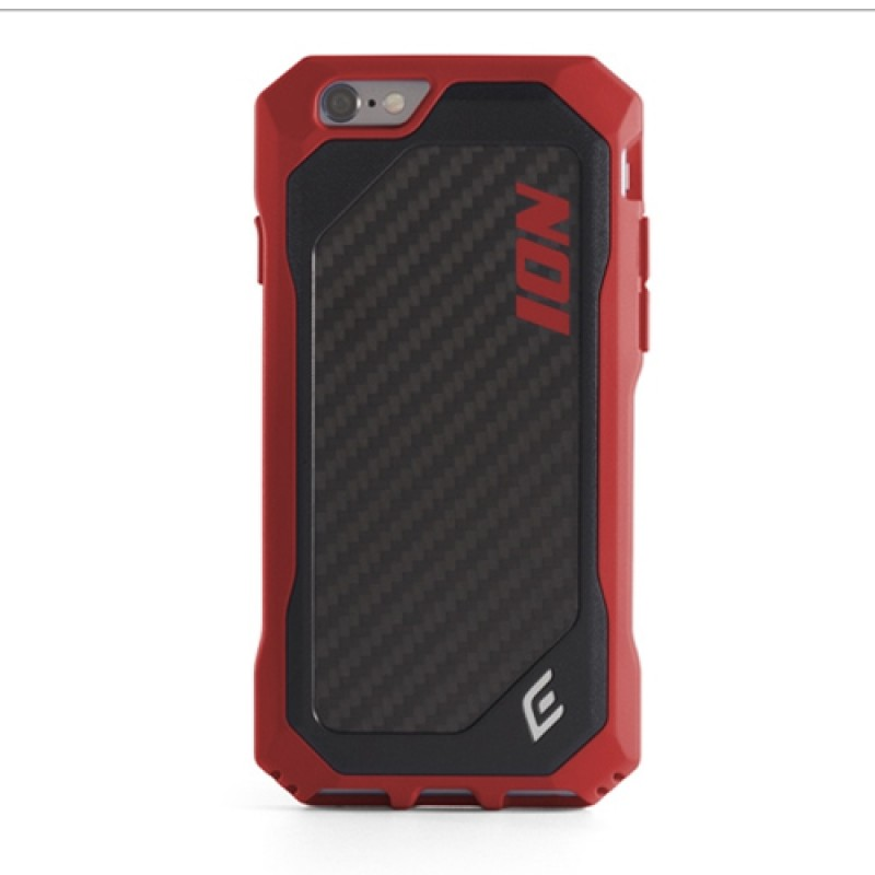 Element Case Ion iPhone 6 Black/Red - 2