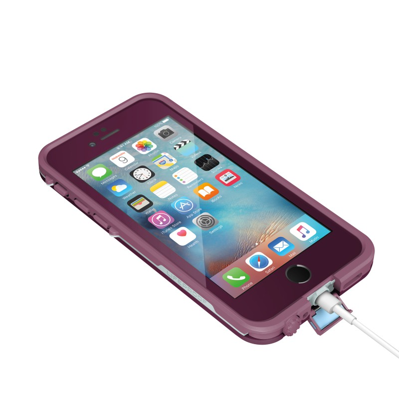 Lifeproof Fre iPhone 6/6S Crushed Purple - 6
