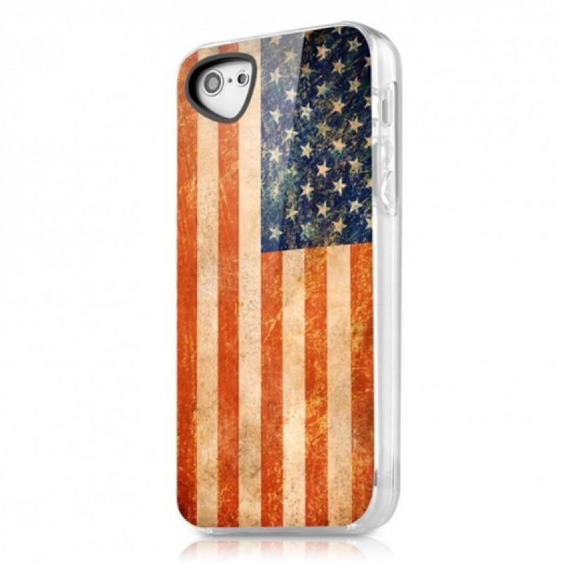 Itskins - Phantom Graphic Case iPhone SE / 5S / 5 01