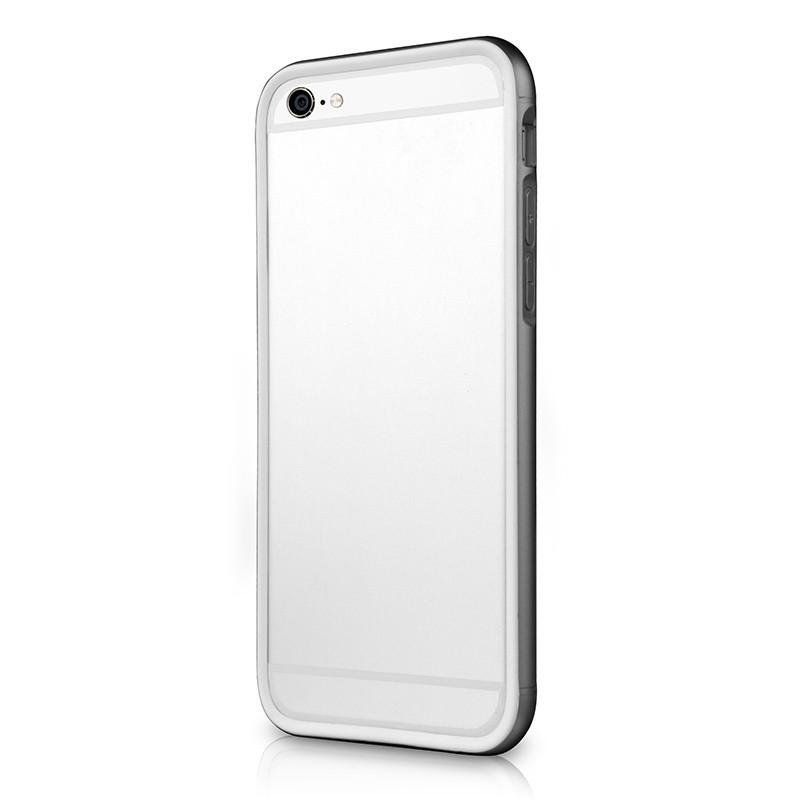 Itskins - Heat Bumper Case iPhone 6 / 6S silver 01