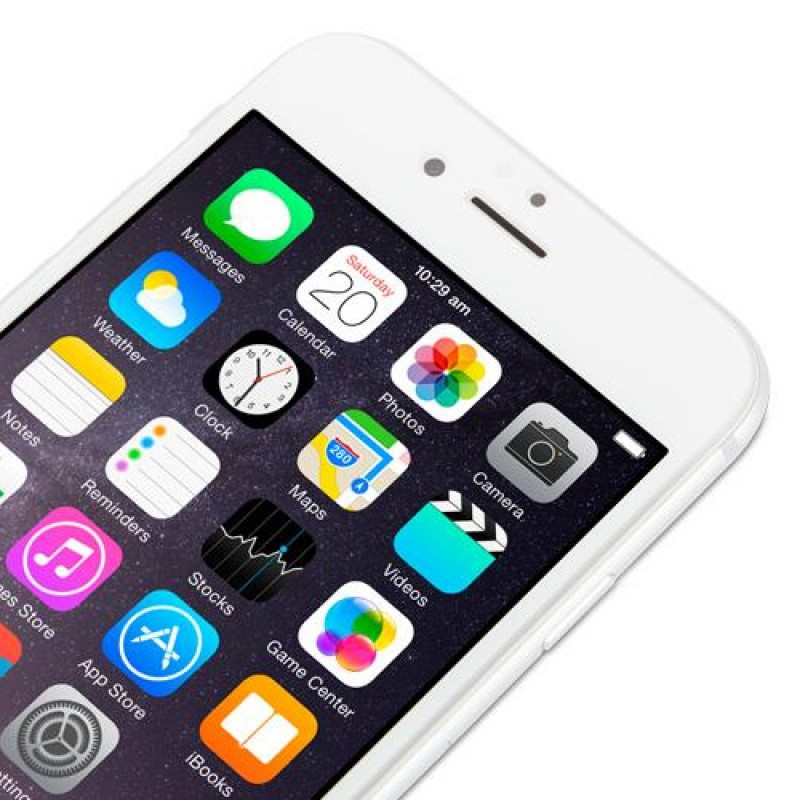 Moshi iVisor Glass iPhone 6 White - 5