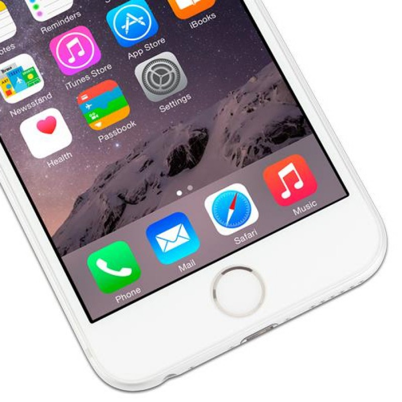 Moshi iVisor Glass iPhone 6 White - 6