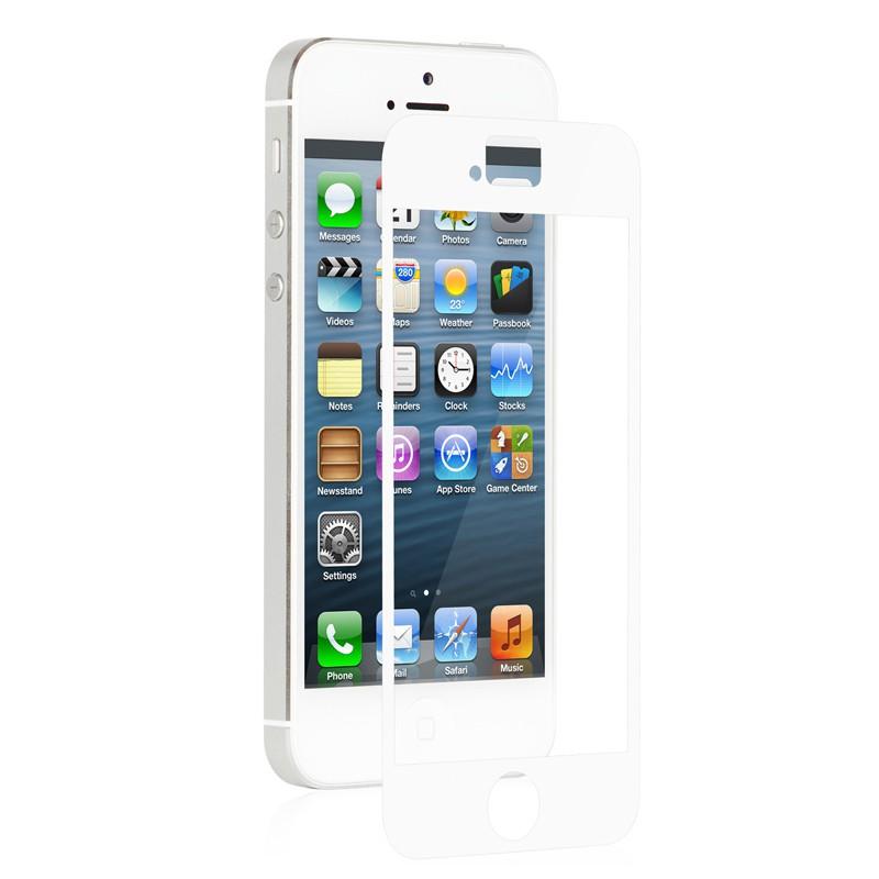 Moshi iVisor XT Glossy iPhone 5/5S/5C White - 1