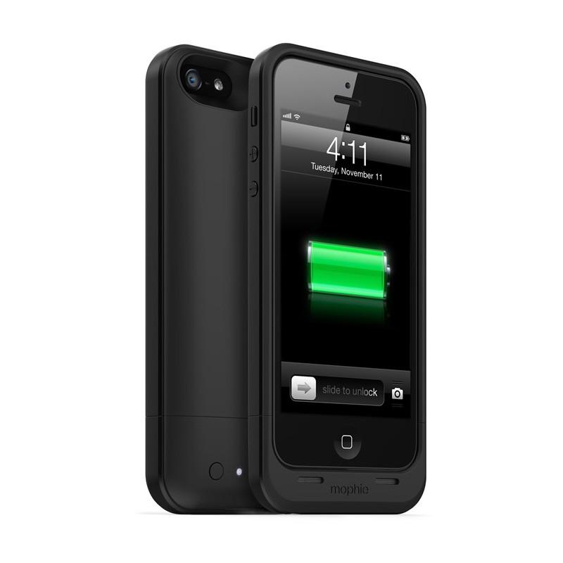 mophie juice pack air iPhone 5 black - 1