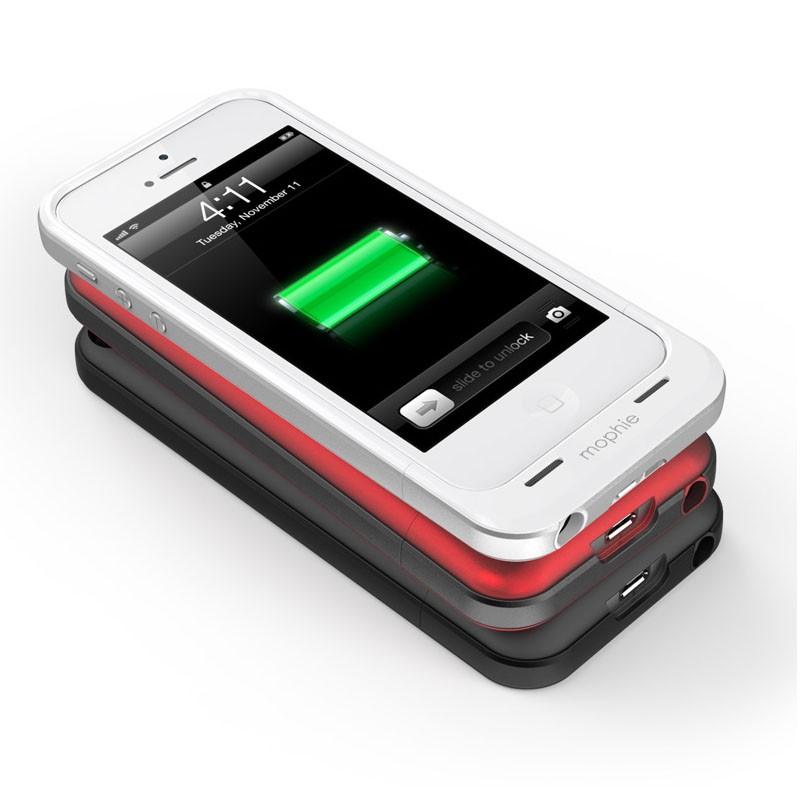 mophie juice pack air iPhone 5 black - 7
