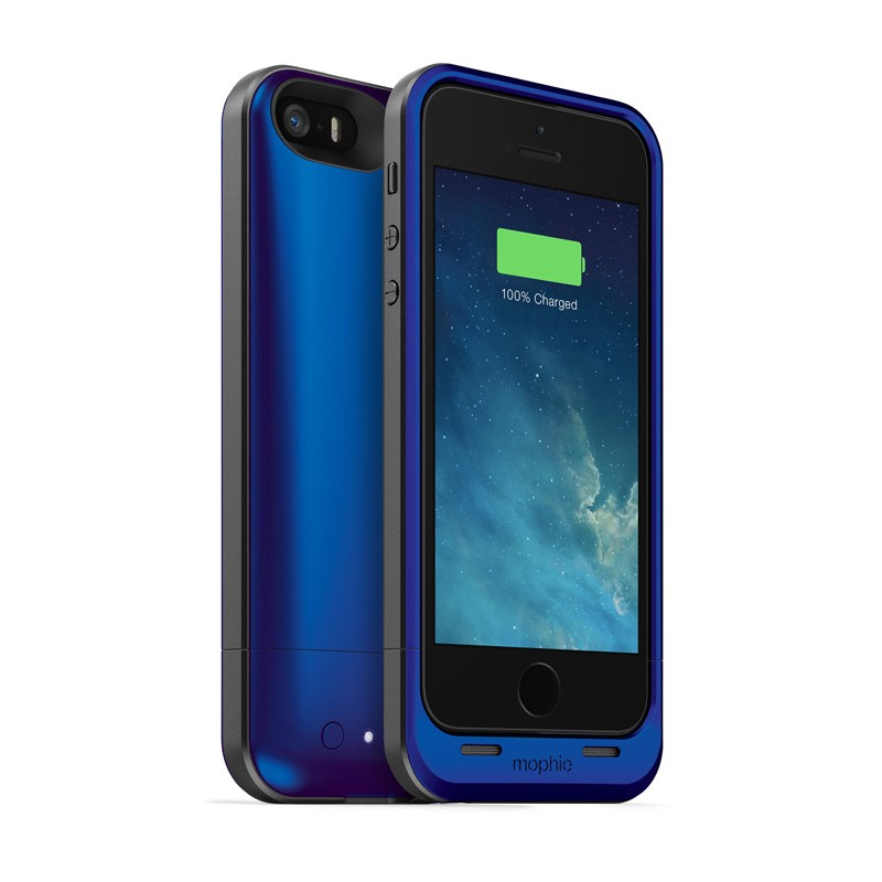Mophie Juice Pack Air iPhone 5/5S Blue - 1