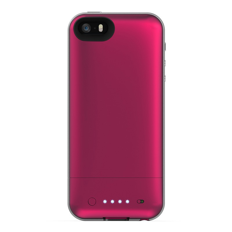 Mophie Juice Pack Air iPhone 5/5S Pink - 2