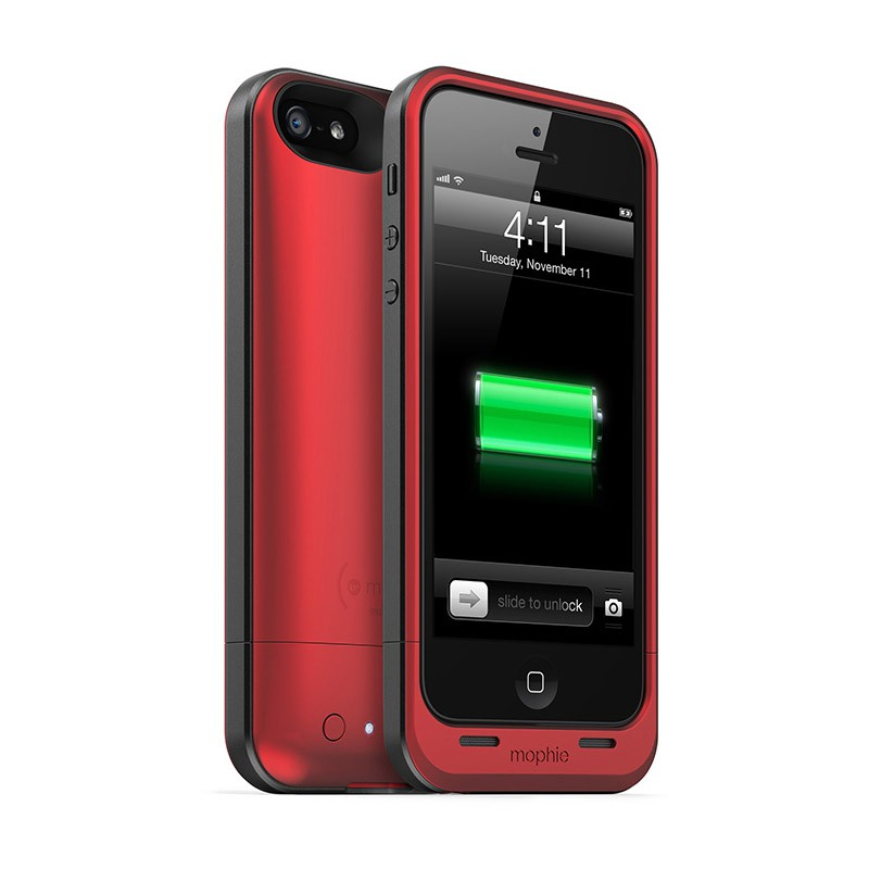 mophie juice pack air iPhone 5 (PRODUCT)RED - 1