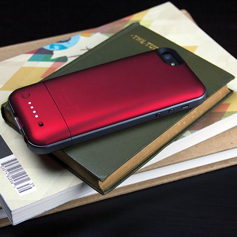mophie juice pack air iPhone 5 (PRODUCT)RED - 2
