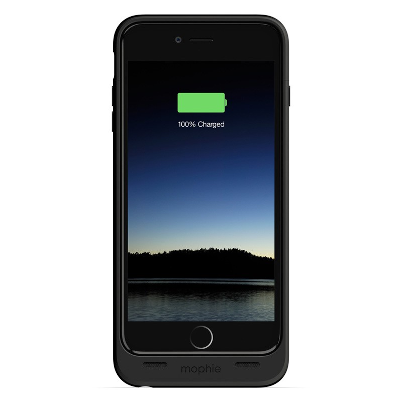 Mophie Juice Pack Plus iPhone 6 Black - 4