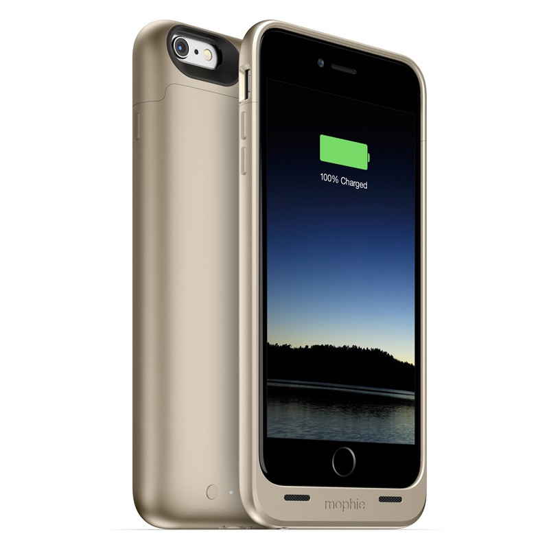 Mophie Juice Pack Plus iPhone 6 Gold - 1