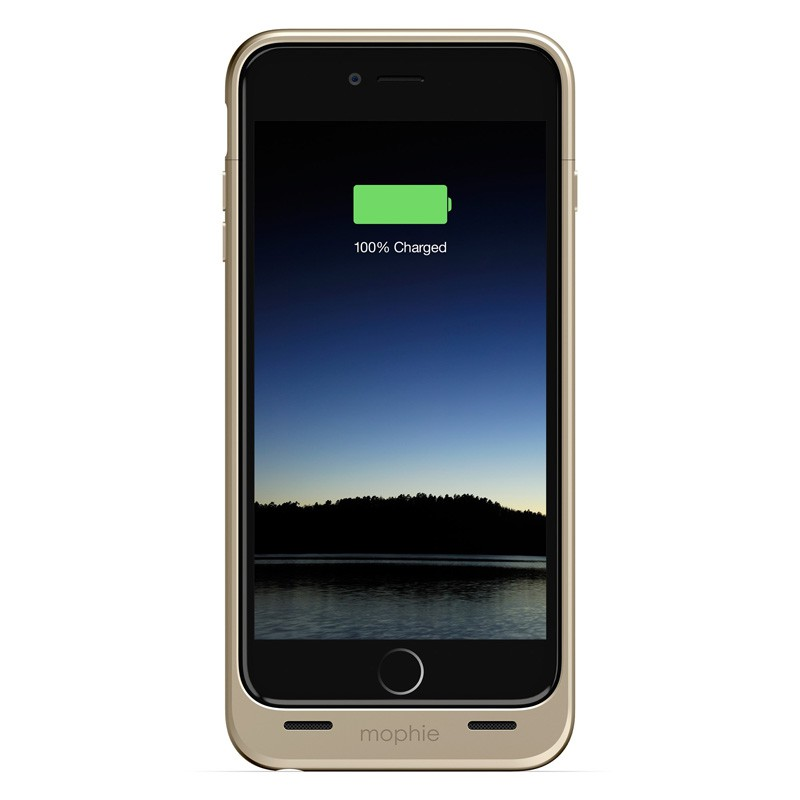 Mophie Juice Pack Plus iPhone 6 Gold - 4