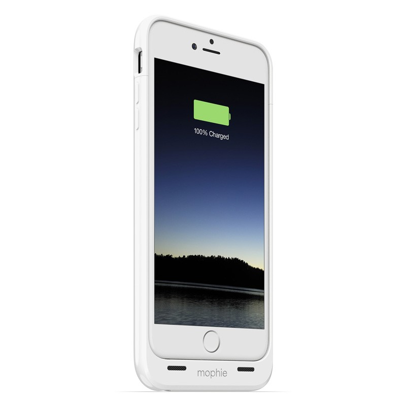 Mophie Juice Pack Plus iPhone 6 White - 2