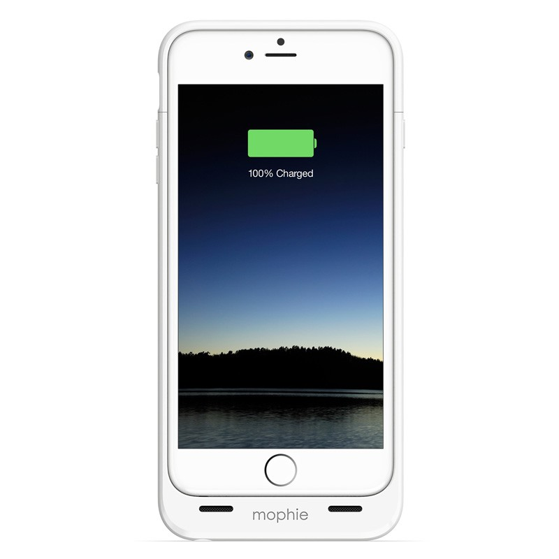 Mophie Juice Pack Plus iPhone 6 White - 4