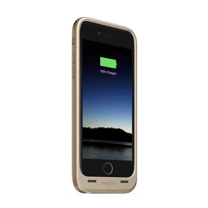 Mophie Juice Pack Air iPhone 6 Gold - 2