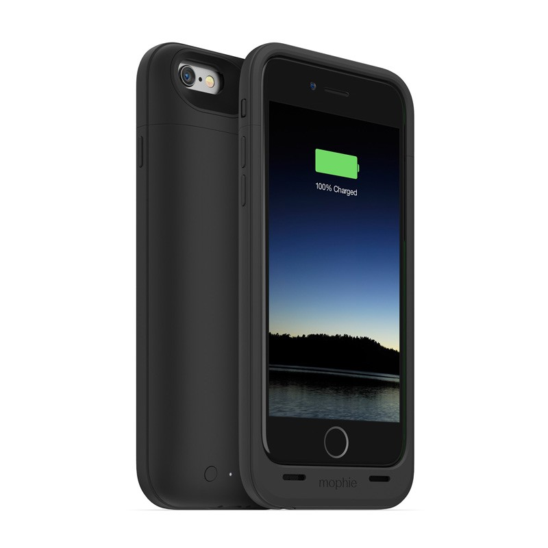 Mophie Juice Pack Plus iPhone 6 Black - 1