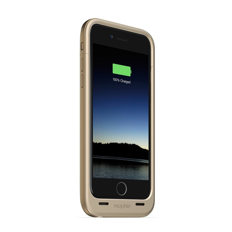 Mophie Juice Pack Plus iPhone 6 Gold - 2