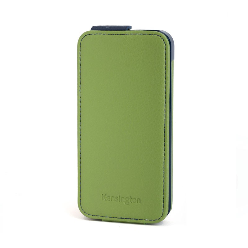 Kensington Flip Wallet iPhone 5 (Green Blue) 02