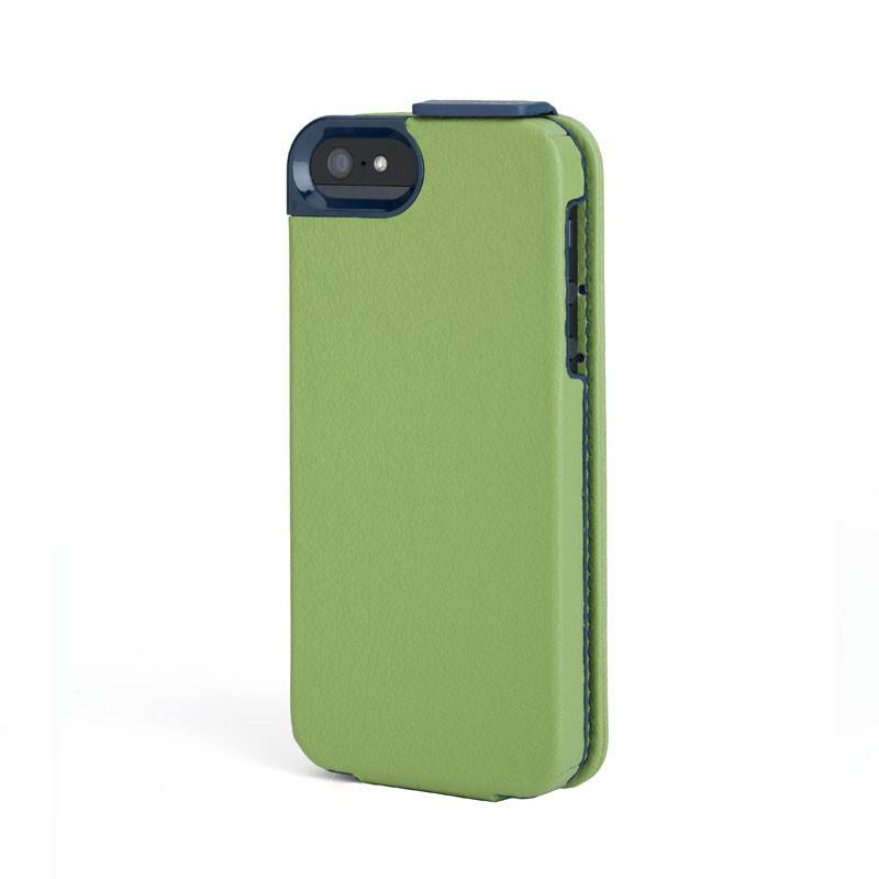 Kensington Flip Wallet iPhone 5 (Green Blue) 03