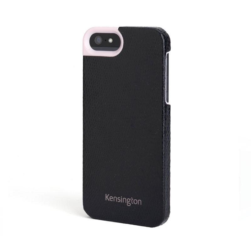 Kensington Vesto Leather Case iPhone 5 (Black) 01
