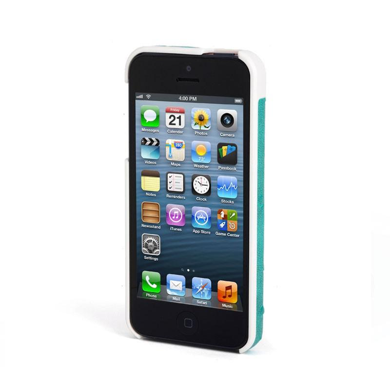 Kensington Vesto Leather Case iPhone 5 (Green) 02