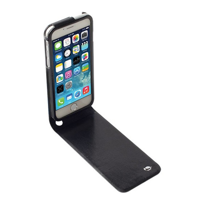 Krusell Kalmar Wallet Case iPhone 6 Black - 4