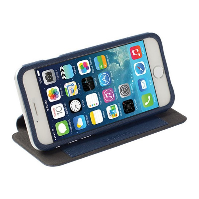 Krusell Malmö iPhone 6 Blue - 1