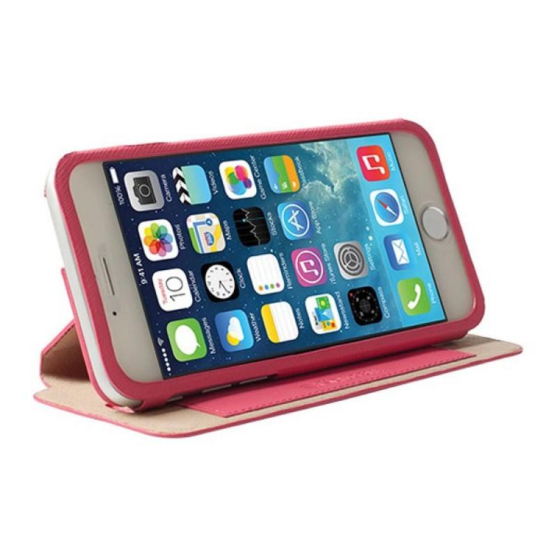 Krusell Malmö iPhone 6 Pink - 1