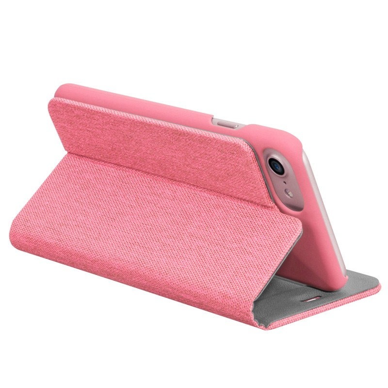 LAUT Apex Knit iPhone 7 Pink 08