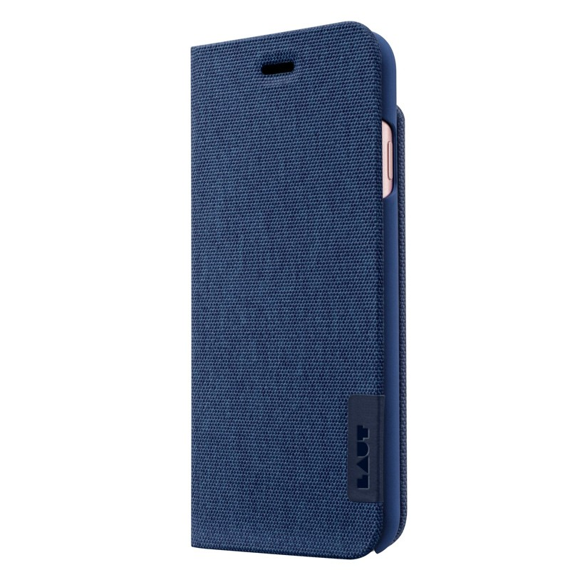 LAUT Apex Knit iPhone 7 Plus Blue 02