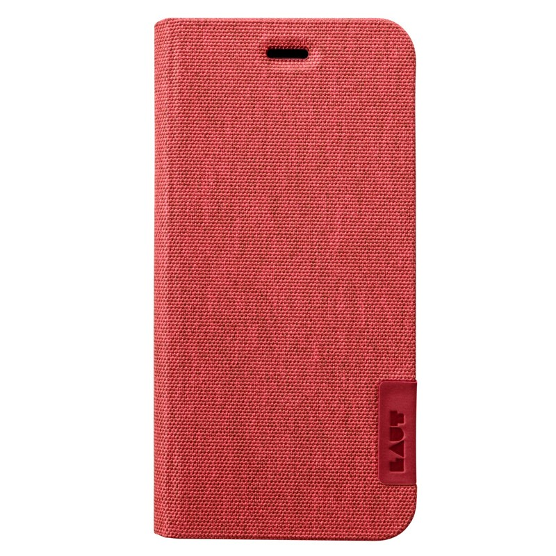 LAUT Apex Knit iPhone 7 Plus Red 04