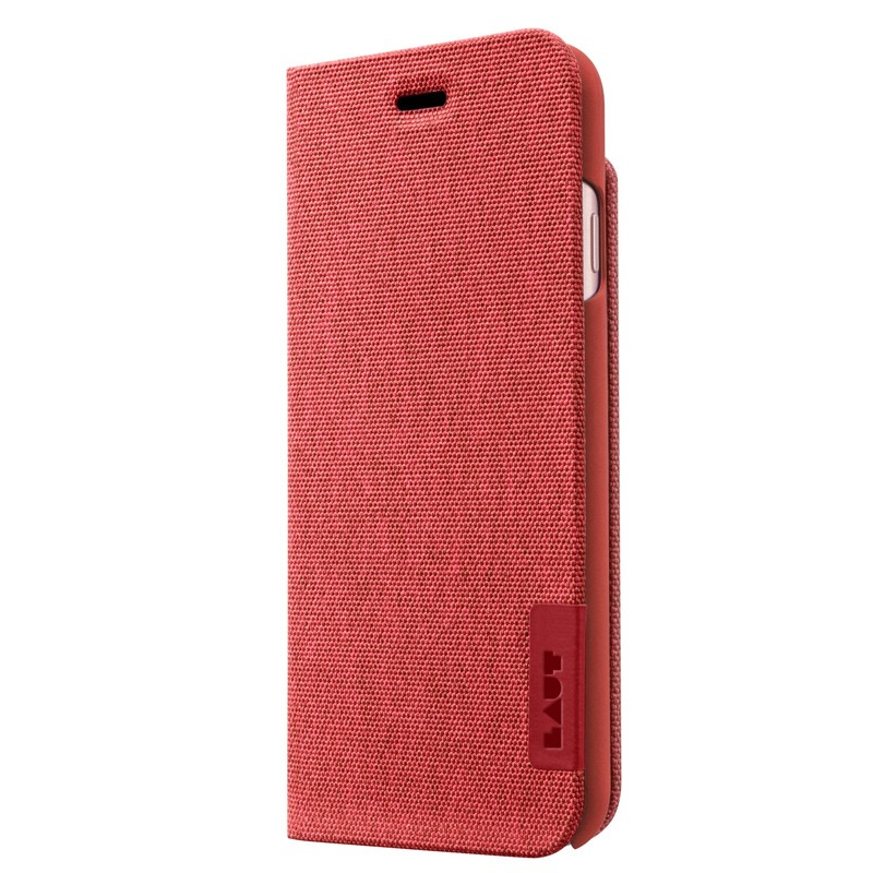 LAUT Apex Knit iPhone 7 Plus Red 02
