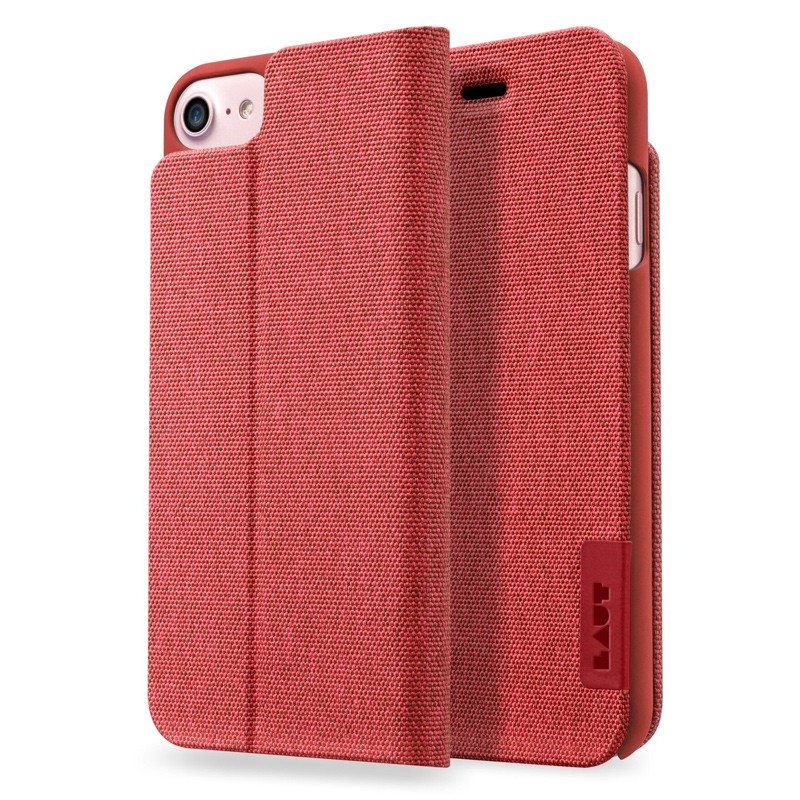 LAUT Apex Knit iPhone 7 Red 01