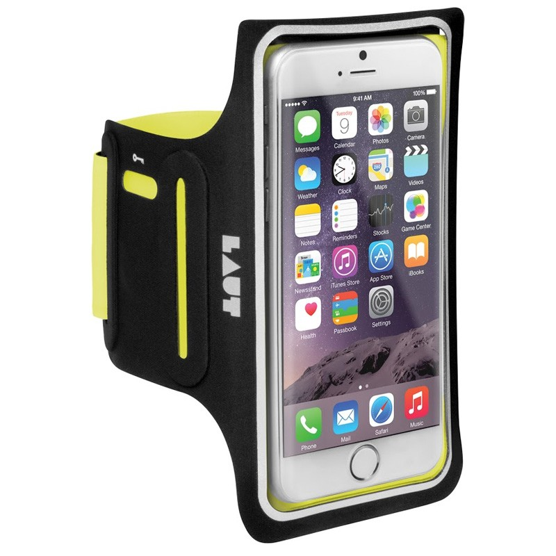 LAUT Elite-LD Sport Armband iPhone 6 / 6S Yellow - 1