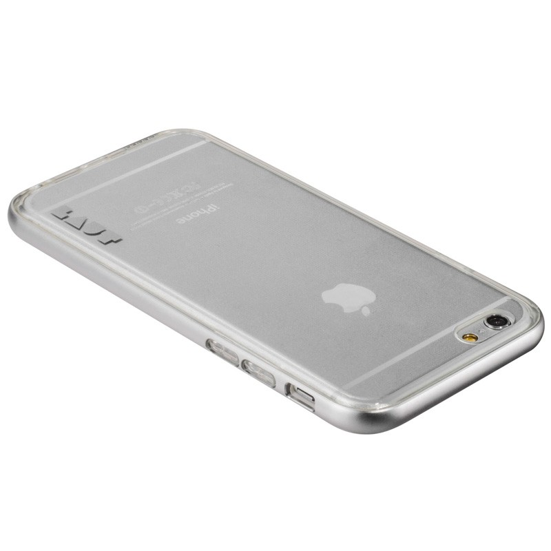 LAUT Exo Frame iPhone 6 / 6S Silver - 5