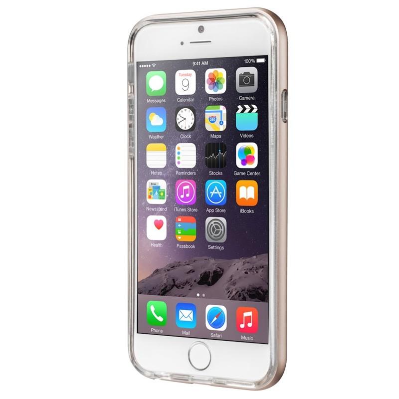 LAUT Exo Frame iPhone 6 Plus / 6S Plus Gold - 2