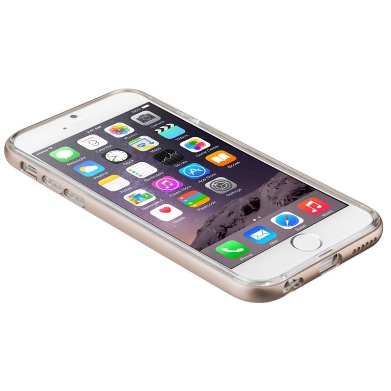 LAUT Exo Frame iPhone 6 Plus / 6S Plus Gold - 4