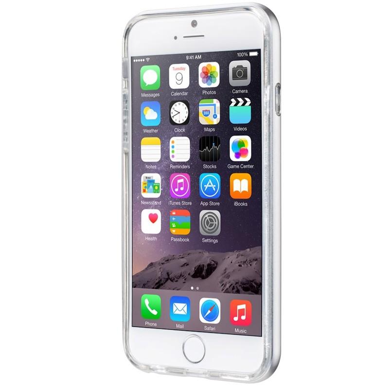 LAUT Exo Frame iPhone 6 Plus / 6S Plus Silver - 2