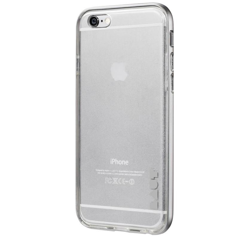 LAUT Exo Frame iPhone 6 Plus / 6S Plus Silver - 3