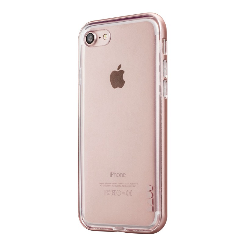 LAUT Exo Frame iPhone 7 RoseGold 02