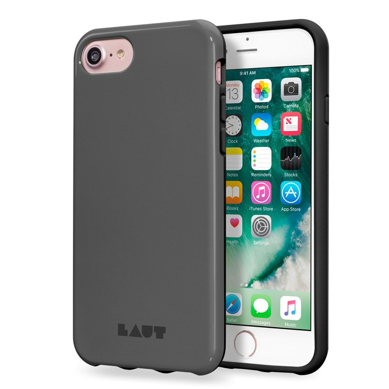 LAUT HUEX iPhone 7 Black 01