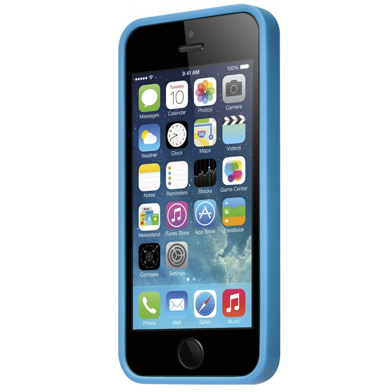 LAUT Huex iPhone SE / 5S / 5 Blue - 2