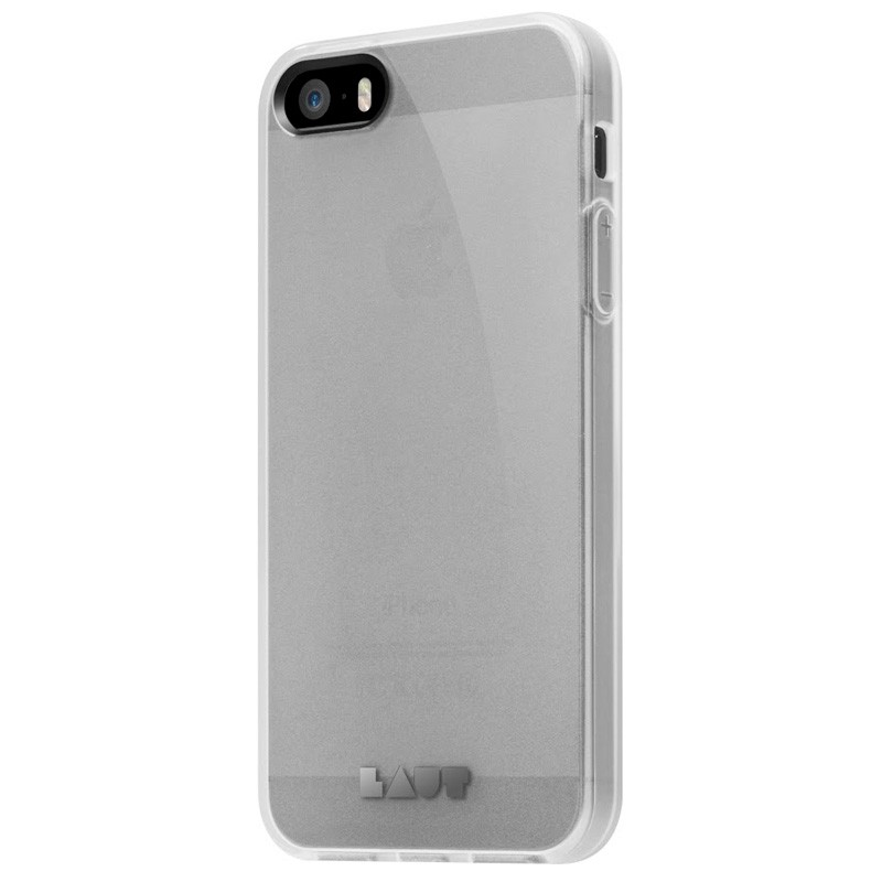 LAUT Huex iPhone SE/5S/5 Frost Clear - 1