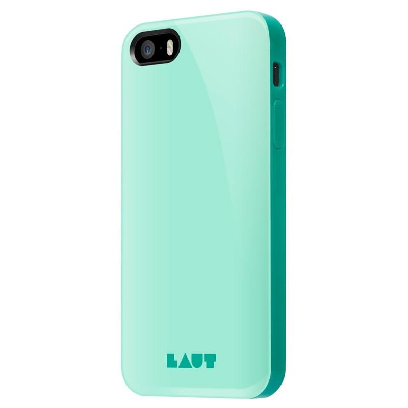 LAUT Huex iPhone SE/5S/5 Green - 1