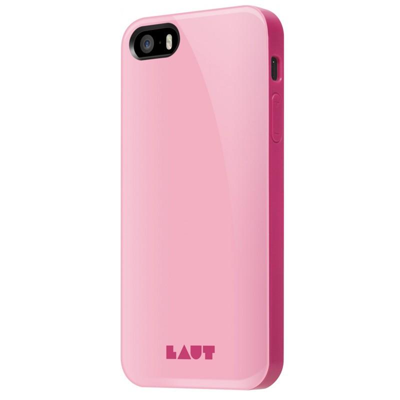 LAUT Huex iPhone SE / 5S / 5 Pink - 1