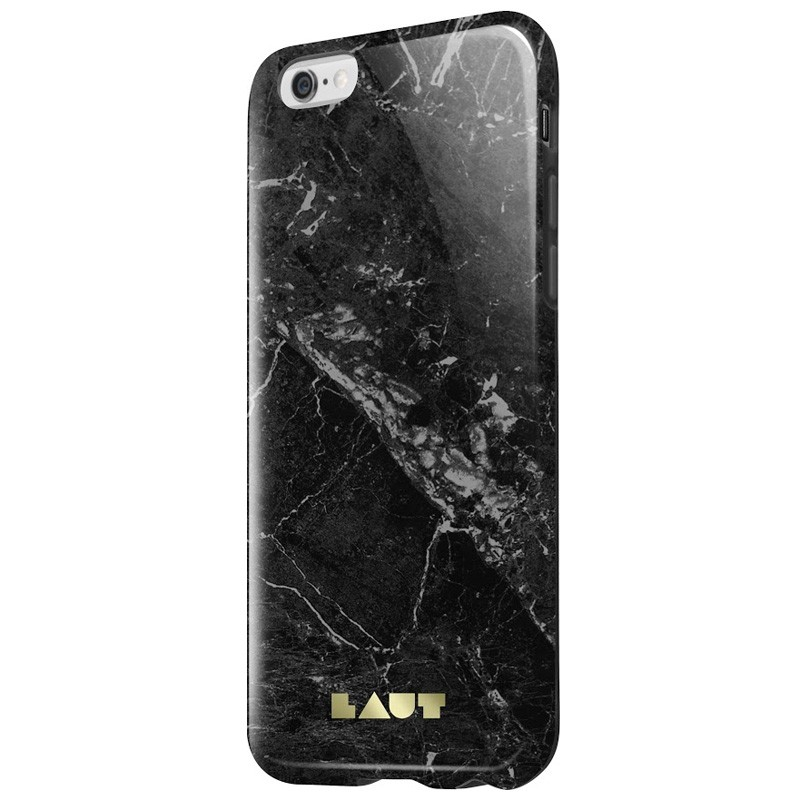 LAUT Huex Marble iPhone 6 / 6S Black - 1