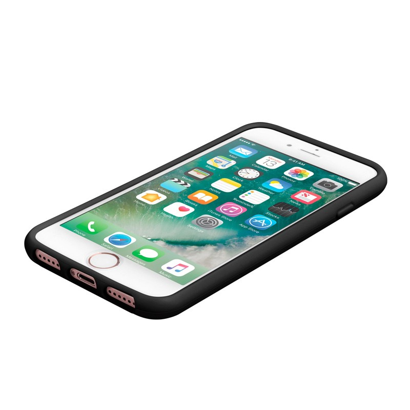 LAUT Huex Marble iPhone 7 Plus Black Marble 04